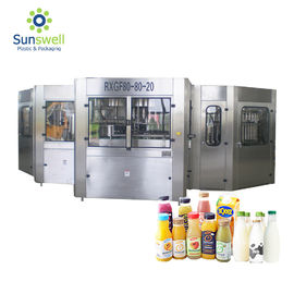 China Complete Fruit Juice Production Line Apple Orange Mango Juice Making Machine factory