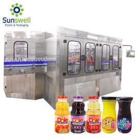 China Durable Fully Automatic Aseptic Juice Filling Machine With Long Service Life factory