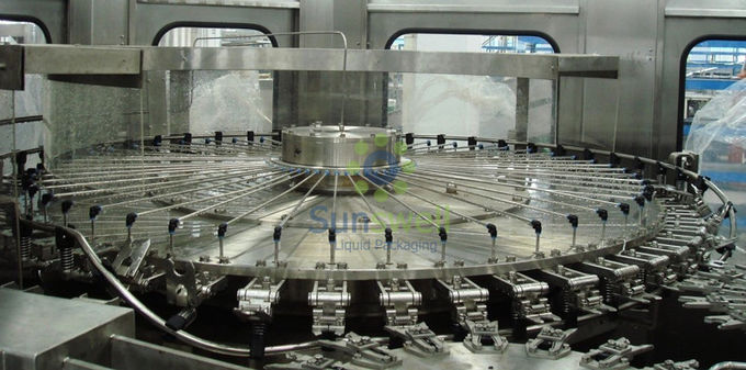 Full Automatic Water Filling Machines For Bottled Mineral